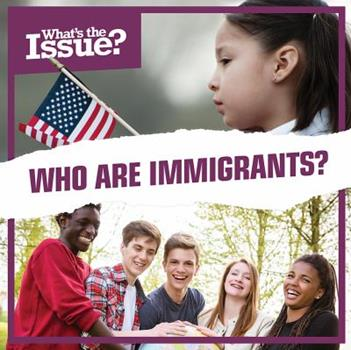 Library Binding Who Are Immigrants? Book