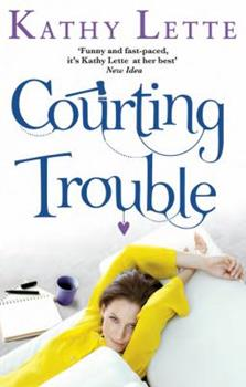 Courting Trouble 0552779105 Book Cover