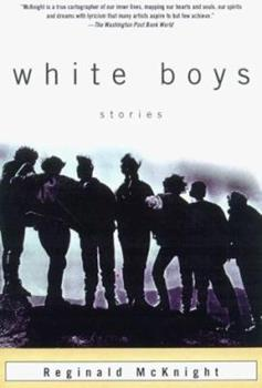 White Boys: Stories 0805048294 Book Cover
