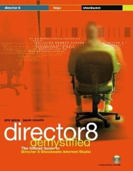 Director 8 Demystified 0201709201 Book Cover