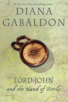 Paperback Lord John and the Hand of Devils (Lord John Grey) Book