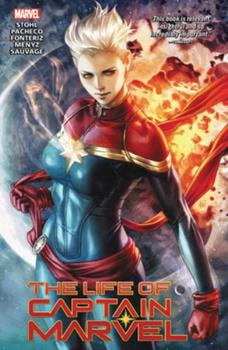 The Life of Captain Marvel 1302912534 Book Cover