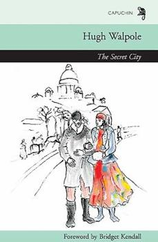 The Secret City 0750915595 Book Cover