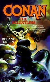 Conan the Relentless (Conan) - Book  of the Conan the Barbarian