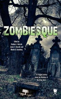Mass Market Paperback Zombiesque Book