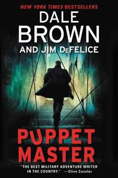 Puppet Master 0062411306 Book Cover