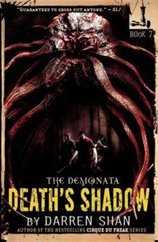 Paperback The Demonata #7: Death's Shadow Book