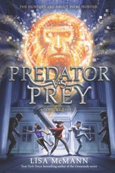 Predator Vs Prey 0062337173 Book Cover