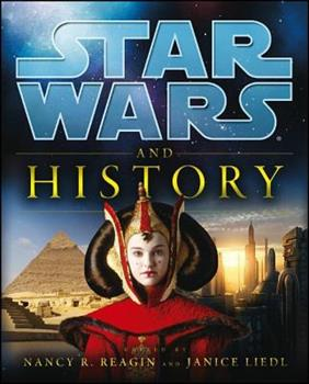 Hardcover Star Wars and History Book
