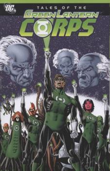 Tales of the Green Lantern Corps Vol. 1 - Book  of the Green Lantern #Hal Jordan vol. 2