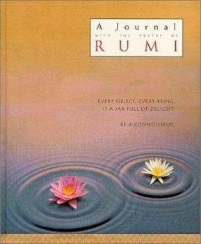 A Journal with the Poetry of Rumi 1891731149 Book Cover