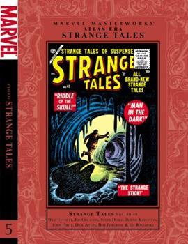 Marvel Masterworks: Atlas Era Strange Tales, Vol. 5 - Book #168 of the Marvel Masterworks