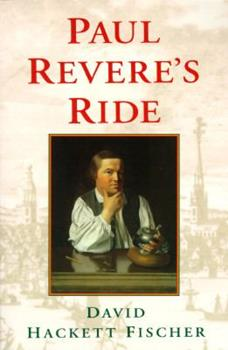 Paperback Paul Revere's Ride Book