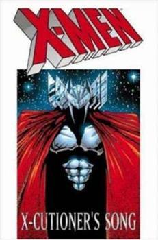 X-Men: X-Cutioner's Song - Book  of the Uncanny X-Men 1963-2011