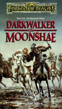Paperback Darkwalker on Moonshae (Forgotten Realms-Moonshae Trilogy, Book 1) Book