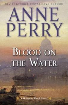Blood on the Water 0345548434 Book Cover