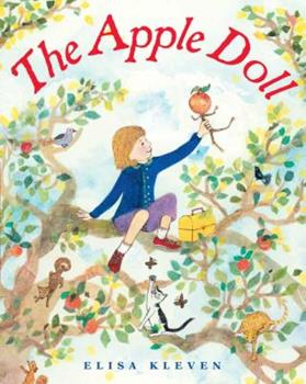 Hardcover The Apple Doll Book