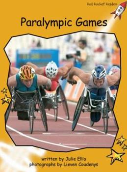 Paralympic Games 1877419540 Book Cover