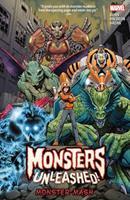 Paperback Monsters Unleashed Vol. 1: Monster MASH Book