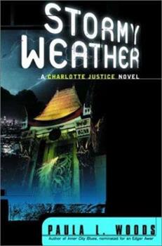Stormy Weather: A Charlotte Justice Novel 0393020215 Book Cover