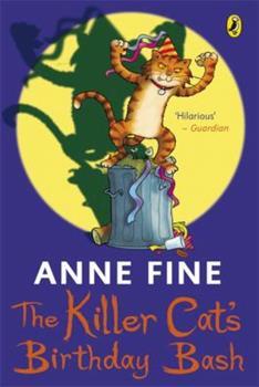 The Killer Cat's Birthday Bash 0141384468 Book Cover
