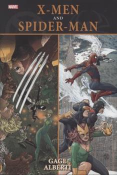 X-Men/Spider-Man HC - Book #35 of the Uncanny X-Men 1963-2011