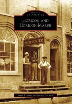Paperback Horicon and Horicon Marsh Book