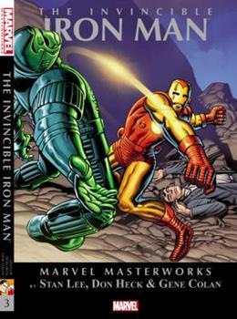 Marvel Masterworks: The Invincible Iron Man Volume 3 - Book #65 of the Marvel Masterworks