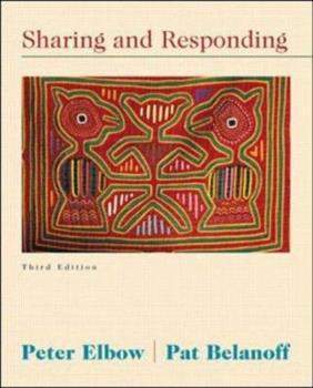 Sharing and Responding 0394386221 Book Cover