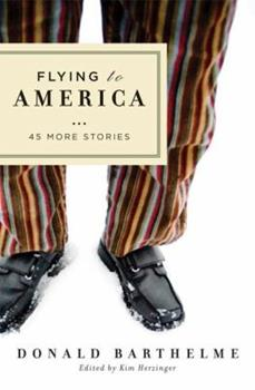 Hardcover Flying to America : 45 More Stories Book