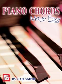 Paperback Piano Chords Made Easy Book