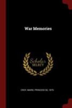 Paperback War Memories Book