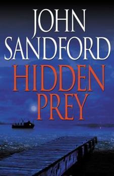 Hardcover Hidden Prey Book