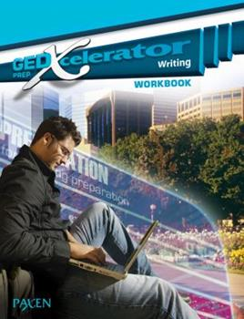 Unknown Binding GED Xcelerator : Writing Workbook Book