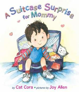 A Suitcase Surprise for Mommy 0803733321 Book Cover