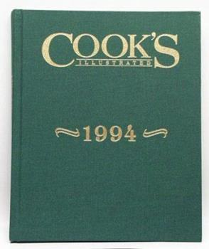 Hardcover Cook's Annual 1994 Book