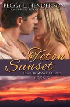 Paperback Teton Sunset Book