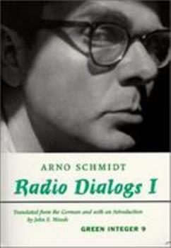 Radio Dialogs I: Evening Programs 1892295016 Book Cover