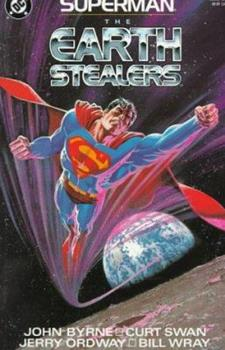 Superman: The Earth Stealers (Superman (DC Comics)) - Book  of the Superman: One-Shots