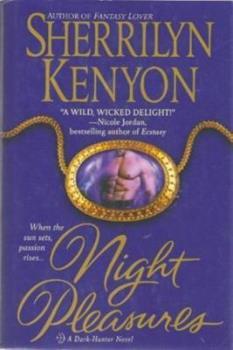 Night Pleasures - Book #2 of the Hunter Legends