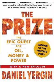 Paperback The Prize: The Epic Quest for Oil, Money & Power Book