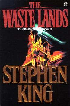 Paperback THE WASTE LANDS ISBN: 0-452-26740-4 Book
