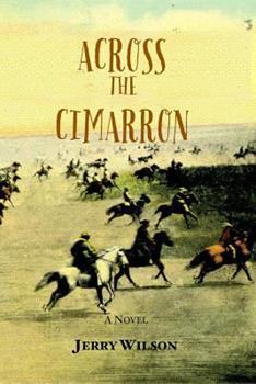 Paperback Across the Cimarron Book
