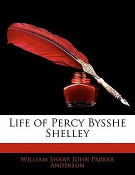 Paperback Life of Percy Bysshe Shelley Book