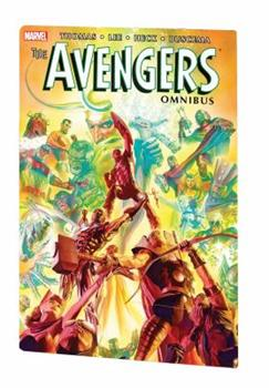 The Avengers Omnibus, Vol. 2 - Book  of the Avengers 1963-1996 #278-285, Annual