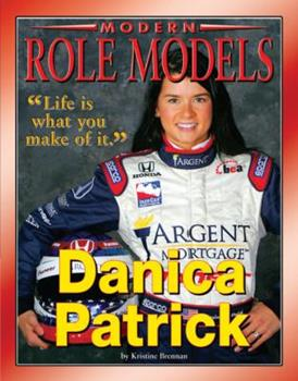 Danica Patrick - Book  of the Role Model Athletes