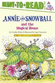 Paperback Annie and Snowball and the Magical House, 7: Ready-To-Read Level 2 Book
