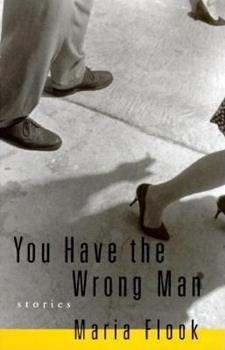 YOU HAVE THE WRONG MAN: Stories 0679431845 Book Cover
