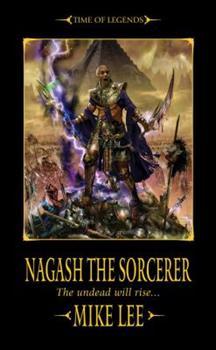 Nagash the Sorcerer - Book  of the Warhammer Fantasy