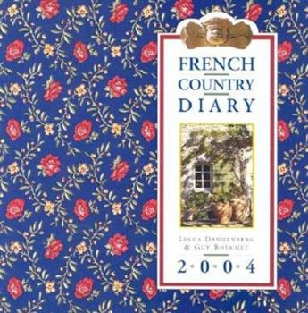 French Country Diary Calendar 2004 0761129278 Book Cover